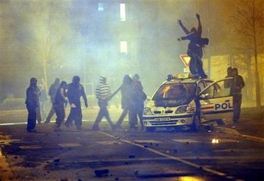 FRANCE VIOLENCE