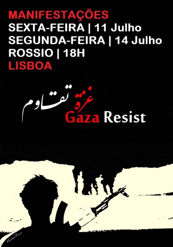 gaza_resist_by_khaledfanni-d5lpm9f