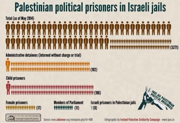 Presos Políticos Palestina