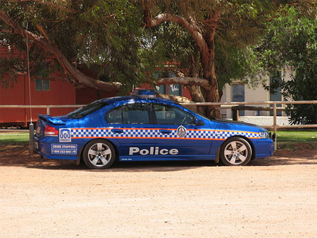 Australian police_