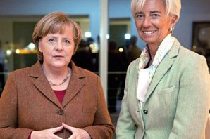 christine-lagarde-angela-merkel