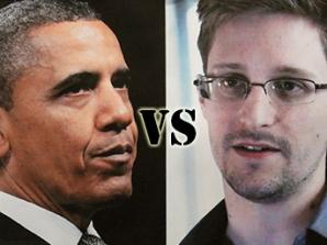 Snowden vs Obama